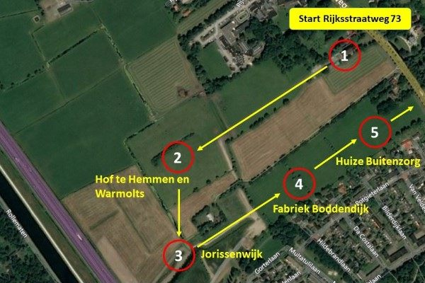 Excursie Hof te Hemmen 12 september 2020.